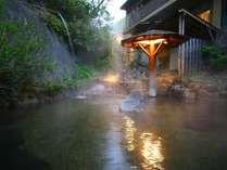 混浴露天風呂『川の湯』
