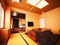 2013年リニューアル和室+寝室のお部屋