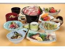 夕食はお手軽和食会席!「妙義」コース☆~朝食はバイキングor個出しです♪~