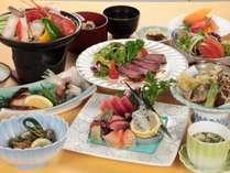 【4】料理の一例(浅間コース)