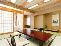 東館(和室10.5畳)客室一例