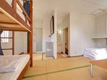 ●個室和洋室(1~4名)