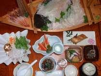★豪快★舟盛付き活魚料理プラン