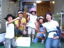 松原荘の人気プラン釣り体験での成果如何でしょうか!!ぜひ!!