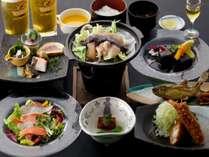 モダン懐石★和と洋のいいとこ取り!!※季節により料理内容は異なります。