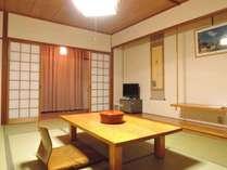 *【和室一例】人数に合わせたお部屋をご用意致します。