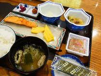 *【和朝食一例】栄養をつけて、また元気に一日を!