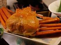 地元名産『紅ズワイ蟹』