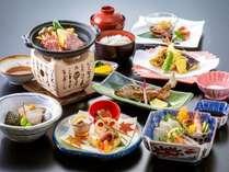 【華会席】三次市のブランド豚【霧理(きりり)ポーク】のお料理と国産牛陶板焼で嬉しい食べ比べ!