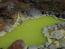 石庭露天風呂「紅(べに)の湯」
