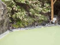 石庭露天風呂「三味(さんみ)の湯」