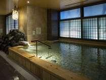 【最上階大浴場】桧風呂(約40~42℃)※イメージ