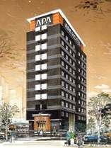 アパホテル<新大阪駅南>(全109室)