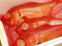 【金目鯛の姿煮付き☆。・】伊豆名物♪グルメプラン