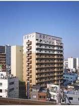 東横イン大阪JR野田駅前 外観