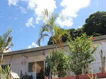 ヤンバルの大自然に囲まれた個室型ゲストハウス「サボテンスマイル」