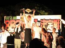 BBQ No1 グランプリ2010、3位入賞!毎日BBQ&タコス!