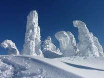 <森吉山の樹氷観光ゴンドラ!>ゴンドラ乗り場まで車で2分!無料送迎もOK♪