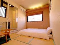 【早割30】シンプルステイ 和室(ダブルスタイル)/室内シャワー・トイレ完備/JR奈良駅徒歩4分