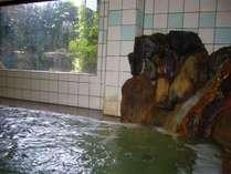 100%源泉かけ流し天然温泉