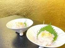 富山湾の宝石☆白エビプラン!【朝・夕食付】
