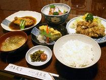 【夕食グレードアップ2食付】ボリュームたっぷり!大人の男性も大満足