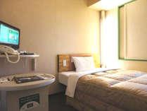 清潔で機能的な客室(地デジ対応液晶TV全室完備)