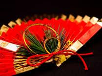 """~お正月限定~ 【特別会席 -賀春-】 あたらしい春を飾る、新年一番 """"贅沢旅"""""""