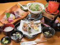 *【web限定!鶴屋御膳】美味しさ満点!お腹をぺこぺこにしてきてください!