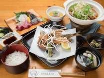 *【如竹会席】定番はこちら!多すぎず少なすぎずの品数で屋久島料理を堪能できます。