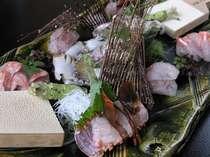 【人気の海鮮盛りプラン】【海の幸で贅沢に】黒潮海鮮盛りを三種の食べ方で!
