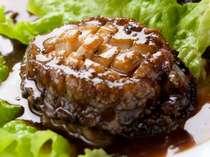 一度食べたら、忘れられない「あわびステーキ」