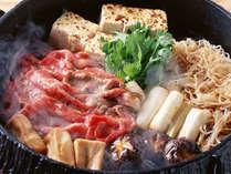 【たっぷり飛騨牛】★スペシャルII★飛騨牛の温泉すき焼き&ステーキを食べ比べ♪ <ふるさと割クーポン>