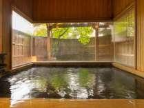 【貸切風呂】【日光の湯】【内湯】