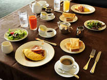 【選べる朝食付き】和朝食/粥朝食/アメリカンブレックファーストの3種類より選択