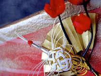 【お正月】新しい年のスタートは贅沢に~選べる夕食~牛のすき焼き鍋または海鮮鍋<特典付>