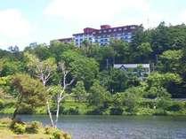 人にやさしい宿 ニュー白樺湖観光ホテル