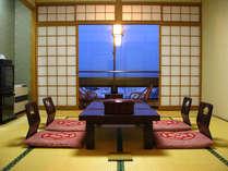 *【新館和室10畳】一例。ゆったりのんびりおくつろぎください。