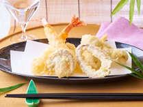 【★2021秋の料理フェア★】海鮮天ぷら3種※イメージ