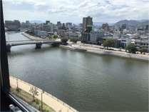 ~シングルルーム~広島市内の夜景とリバーサイドビューをお楽しみ頂けます♪