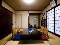 和室 3~4名様用のお部屋です