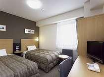 ツインエコノミー ・・・123cm幅ベッド×2台設置 12歳以下のお子様添い寝は無料です☆