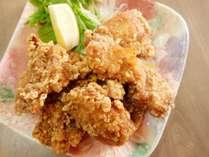 CAFE TORA名物!鶏の唐揚げ