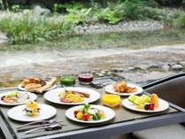 ■■リストランテ カフェ チリエージョ朝食ブッフェイメージ