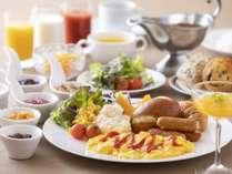 <朝食バイキング>洋食一例