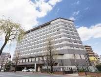 <アークホテル熊本城前>目の前に熊本城の好立地!