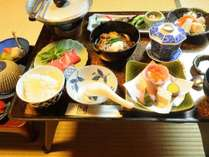 ◆【お手軽★2食付】『御前』プラン!≪名湯と会席料理≫のおもてなし♪♪