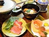 ◆【平日限定!】料理長の季節の会席『湯ヶ峰』とほっこり温泉でお得に平日のんびりプラン
