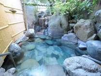 ◆露天風呂:三名泉の名湯をご堪能ください