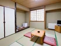 やわらかな雰囲気の和室
